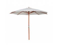 Ombrellone da esterno parasole ? 3 m. in poliestere 160 g.,