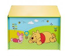 Disney Scatola da Gioco Winnie the Pooh 60x40x40 cm Legno Blu WORL104003