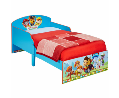 Paw Patrol Letto per Bambini 145x59x77 cm Blu WORL268006