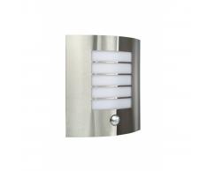 Lanterna da parete OSLO Acciaio inox 1 x 60 W 230 V