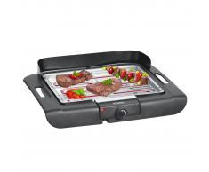Bomann Griglia Barbecue da Tavolo 2243 CB 2000 W
