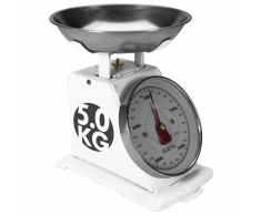 Gusta Bilancia da Cucina 5 kg Bianca 01162010