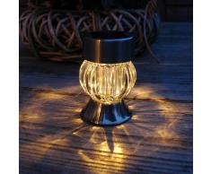 Luxform Lampada Solare da Giardino Tuscany 12 pz a LED