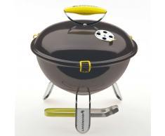 Landmann Barbecue a carbone Piccolino 34 cm Antracite 31377