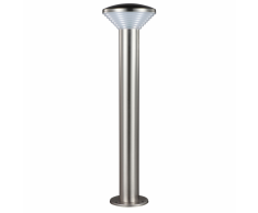 Luxform LED Lampada da terra Argento LUX1702S