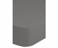 Emotion Lenzuolo con Angoli Jersey 180x220 cm Grigio 0200.03.47