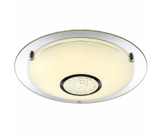GLOBO Plafoniera LED AMADA in Vetro 48241