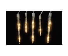 Luci di natale a led luci 96 led di Natale ghiaccio