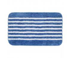 Sealskin Tappetino da bagno Strisce 50 x 80 cm blu 294385424