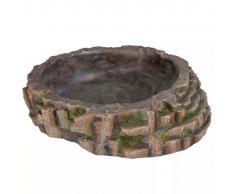 TRIXIE Piscina per Rettili 35x9x34 cm Resina Poliestere 76209