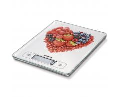 Soehnle Bilancia da Cucina Page Profi Fruit Hearts 15 kg Bianca 66311