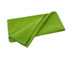 Travelsafe TS3051 Asciugamano da viaggio in microfibra S verde