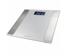 Medisana Bilancia Pesapersone BS 410 Connect 180 kg Argento 40424