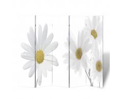 vidaXL Parete divisoria privacy divisorio 200 x 180 fiore