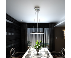 vidaXL Lampada a sospensione lampadario da soffitto LED 6 x 2W design rotondo