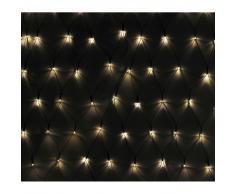 vidaXL Luci Natale LED a rete 7 x 0,8 m., per interni ed esterni