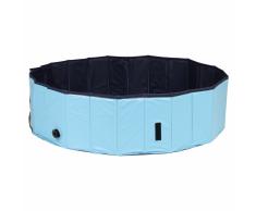 TRIXIE Piscina per Cani 80 x 20 cm Blu 39481