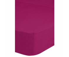 Emotion Lenzuolo con Angoli in Jersey 180x220 cm Rosa 0200.72.47