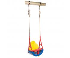 Swing King Altalena da Bambini Plastica 2521056