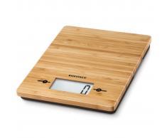 Soehnle Bilancia da Cucina Bamboo 5 kg Marrone 66308