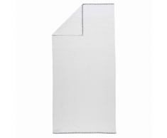 Sealskin Asciugamano Porto 140x70 cm Bianco 16361345810