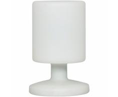 SMARTWARES Lampada LED da Tavolo per Esterni 5 W Bianco 5000.472
