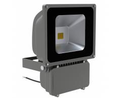 vidaXL Faretto lampada LED da esterno a Tenuta Stagna 80W