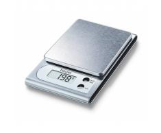 Beurer Bilancia da Cucina KS22 3 kg Argento 704.10