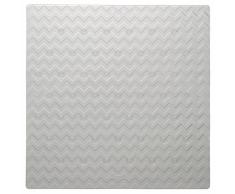 Sealskin Tappeto Bagno di Sicurezza Leisure 53x53 cm Trasparente 315242600
