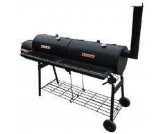 Barile per barbecue acquista barili per barbecue online for Affumicatore portatile