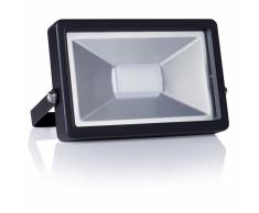 SMARTWARES Faretto LED 20 W Nero FL1-B20B