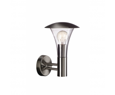 Lanterna da parete BEAUMONT Acciaio Inox 1 x 60 W 230 V