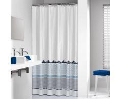 Sealskin Tenda per doccia Marrakech 180 cm blu 235281324