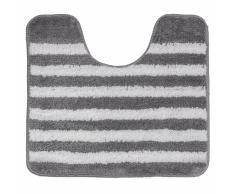 Sealskin Tappeto girowater bagno Strisce 45 x 50 cm grigio 294388414