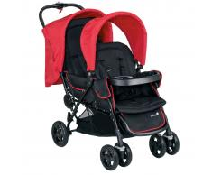 Safety 1st Passeggino Gemellare Duodeal Rosso 11488850