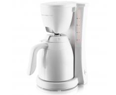 Emerio Macchina per caffè 1 L 800 W bianca CME-108604.1