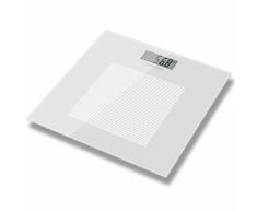 Inventum Bilancia Pesapersone in Vetro Bianco 180 kg PW405WT