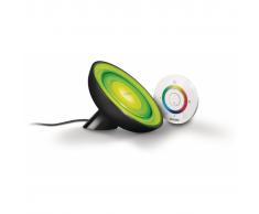 Philips PHILIPS LIC Lampada da tavolo Fiore nero
