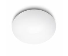 Philips Lampada da Soffitto a LED myLiving Suede Bianco 4x5 W 318023116