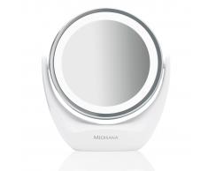Medisana Specchio da Trucco 2-in-1 CM 835 12 cm Bianco 88554