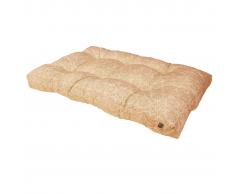 Overseas Letto per Cani in Microfibra 70x110x10 cm Rosa
