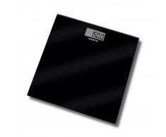 Inventum Bilancia pesapersone vetro nera 150 kg PW406GB