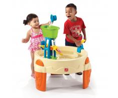 Step2 Tavolino per Bambini con Giochi Acquatici Big Splash Waterpark