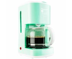 Bestron Macchina da Caffe 1080 W Verde Menta ACM300EVM