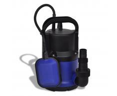 vidaXL Pompa Elettrica Sommergibile per Acqua Pulita da Giardino 250 W