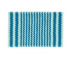Sealskin Tappetino da bagno Motif 50 x 80 cm verde acqua 294445430