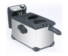 Bestron Friggitrice con Tecnologia Cool Zone 3.5 L 2200 W AF351