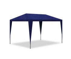 vidaXL Gazebo da esterno tenda per feste 3 x blu