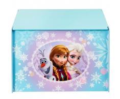 Disney Cassapanca Per Giocattoli Frozen 60x40x40 cm WORL234028