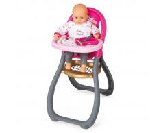 Smoby Seggiolone Baby Nurse per Bambole 34x46x65 cm 220310
